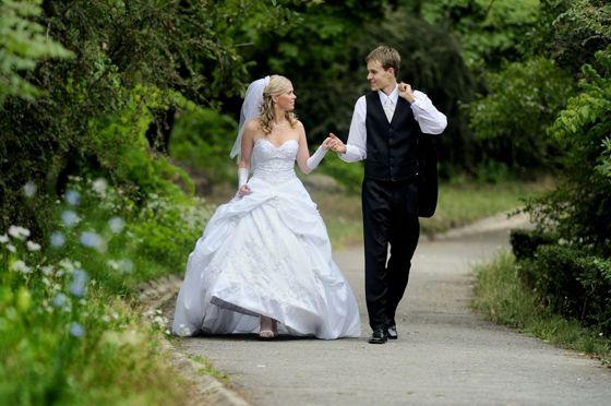 Az esküvő után