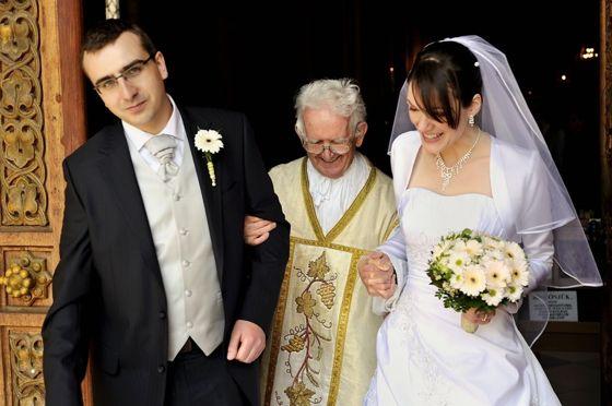 Tanúságtételek. Katolikus szertartás szerint kötöttem házasságot.